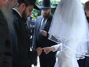 Los Angeles Jewish Wedding